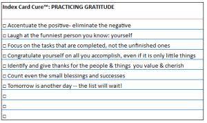 practicing gratitude week 7