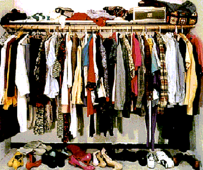IndexCard Cure™: Steps to achieving a Capsule Wardrobe (1/2)