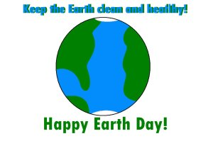 earth day 15