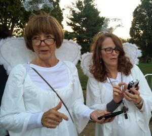 Pope angels