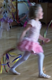 rachel ballet blur