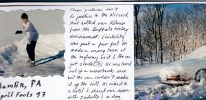 snowbound in PA