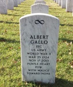 Infinity tombstone