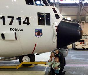 grandkids Kodiak c130
